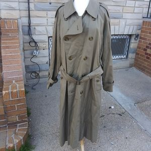 Burberrys Of London | Vintage Trench Coat 42 R